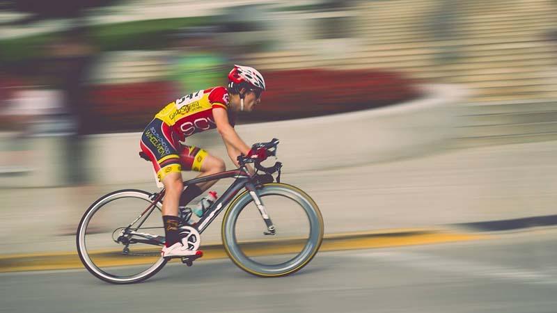 La depilación en ciclistas